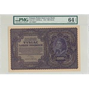 1.000 marek 1919, II Serja F