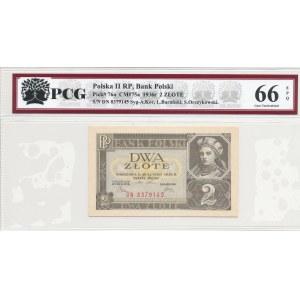2 złote 1936 - seria BN