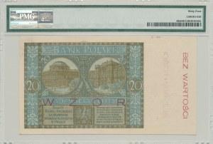 20 złotych 1926, Ser.S, WZÓR