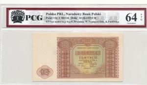 10 złote 1946