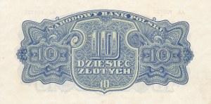 10 złotych 1944, ...owe - ser. Ac (ser. posiadająca wzór)