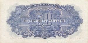 50 złotych 1944, ...owym - ser. T0