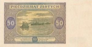 50 złotych 1946 - ser. M