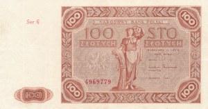 100 złotych 1947 - ser. G