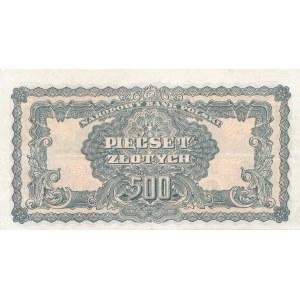 500 złotych 1944, ...owym - ser. AM