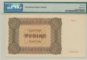 1.000 złotych 1945, ser. B