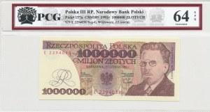 1.000.000 złotych 1991 - seria E