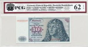 Niemcy (RFN), 10 marek 1970 - ser. CE3856039F