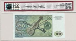 Niemcy (RFN), 20 marek 1980 - ser. GM2599418Y