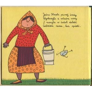 TERLIKOWSKA Maria - Przygody kropli wody [il. Bohdan Butenko]