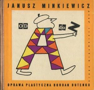 MINKIEWICZ Janusz - Od A do Z [il. Bohdan Butenko]