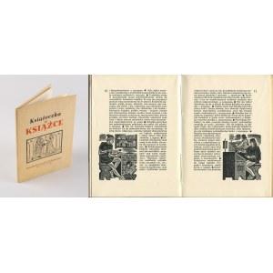 Książeczka o książce [il. Konstanty Maria Sopoćko]