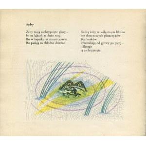 KULMOWA Joanna - Moje wiersze [il. Adam Kilian]
