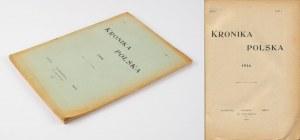 Kronika polska. Tom I [1916]