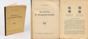 [numizmatyka] GUMOWSKI Marian - Moneta w starożytności [1930]