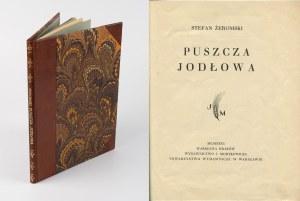 ŻEROMSKI Stefan - Puszcza jodłowa [wydanie drugie 1926]