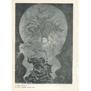 PAKULSKI Józef - Litografie [katalog wystawy 1971]