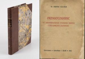 STEINER Rudolf - Przygotowanie do nadzmysłowego poznania świata i przeznaczeń człowieka [1912]