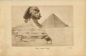 GOETEL Ferdynand - Egipt [1927]