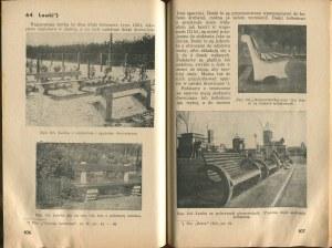 NECHAY Jerzy - Przegląd wyrobów betonowych. Krótki opis wykonania ok. 1500 wyrobów betonowych ułożony wg klasyfikacji dziesiętnej [1939]