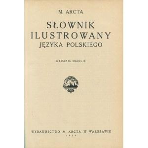 ARCT Michał - Słownik ilustrowany języka polskiego [1929]
