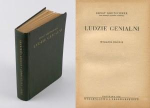 KRETSCHMER Ernst - Ludzie genialni [1938]