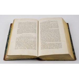 CHODANI Jan Kanty - Nauka chrześciiańskiey katolickiey religii we trzech częściach [Wilno 1825]