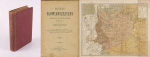 BOGUSŁAWSKI Wilhelm - Dzieje Słowiańszczyzny północno-zachodniej do połowy XIII w. Tom II (Z mapą) [1889]