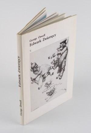 ORWELL George - Folwark zwierzęcy [il. Jan Lebenstein]