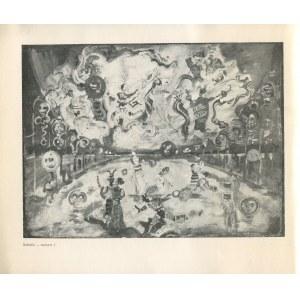 PAKULSKI Józef - Litografie, malarstwo [katalog wystawy 1976]