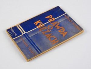 PILARSKI Marian (PIROŻYŃSKI Marian) - Prawda o księżach [1937]