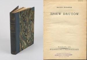 WINAWER Bruno - Śpiew drutów [1934]