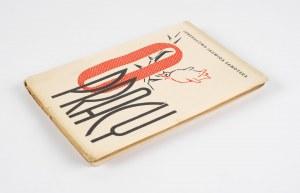 ZAMOYSKA Jadwiga - O pracy [1938] [okł. Wł. Witold Spychalski]