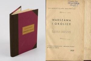 ORŁOWICZ Mieczysław - Warszawa i okolice [1937]