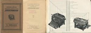 Sposób użycia amerykańskiej maszyny do pisania