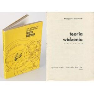 STRZEMIŃSKI Władysław - Teoria widzenia [1969]