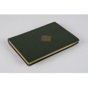 MAKUSZYŃSKI Kornel - Romantyczne i dziwne powieści [1925] [oprawa wydawnicza]