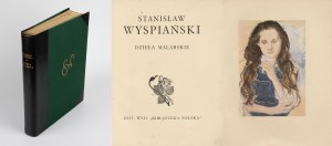 WYSPIAŃSKI Stanisław - Dzieła malarskie [1925]