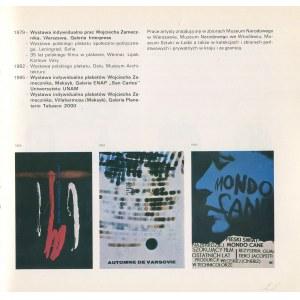 ZAMECZNIK Wojciech - 1923-1967 [katalog wystawy 1988]