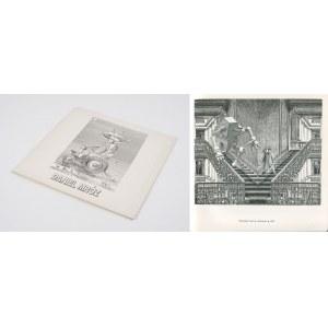 MRÓZ Daniel - Katalog wystawy [Galeria Kordegarda 1990]