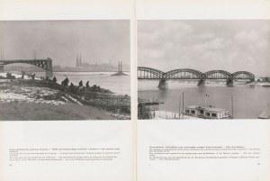 WARSZAWA. VARSOVIE, WARSAW, WARSCHAU 1945 - Album fotograficzny