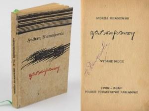 NIEMOJEWSKI Andrzej - Tytuł skonfiskowany [Lwów 1903]