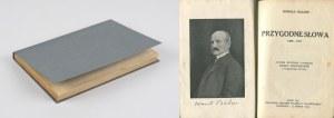 BALZER Oswald - Przygodne słowa 1886-1911