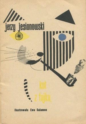 JESIONOWSKI Jerzy - Kot z fajką [il. Ewa Salamon]