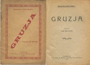 KURULISZWILI Sergiusz - Gruzja [1921]