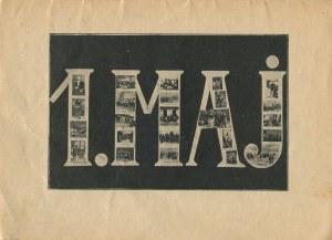S. G. (GLISZCZYŃSKA Stefania) - Pierwszy maja [1933]