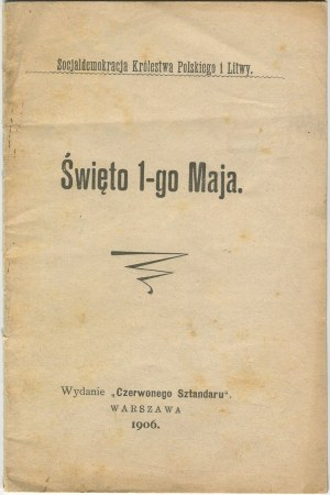 Święto 1-go Maja [1906]