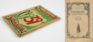 Kalendarz Orędownika na rok pański 1939
