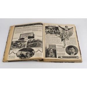 Światowid [rocznik 1930] [Stryjeńska, Jednoróg]