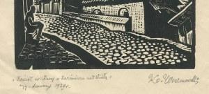 grafika WISZNIEWSKI Kazimierz - Kościół św. Anny w Kazimierzu nad Wisłą [1929]